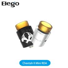 Authentic OBS Cheetah II Mini RDA 22mm Elego Wholesale Fast Delivery