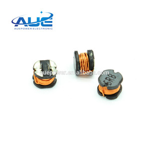 Manufacture high frequency variable type iron core coils 1mh inductors