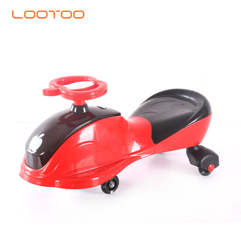 China manufacturer wholesale cheap price newest model baby swing toy wiggle car