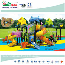 2013 the new style outdoor padding for playgrounds