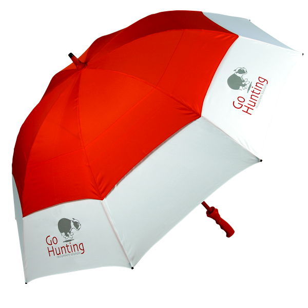 30x8k wooden market umbrella for promotion and gifts