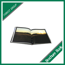 DIGITAL PRINTING EMBOSSING PERFECT BINDING HARD COVER PHOTOGRAPHY BOOK PRINTING