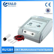 YL-R1201(2 in 1) multi-function vacuum spray facial beauty instrument