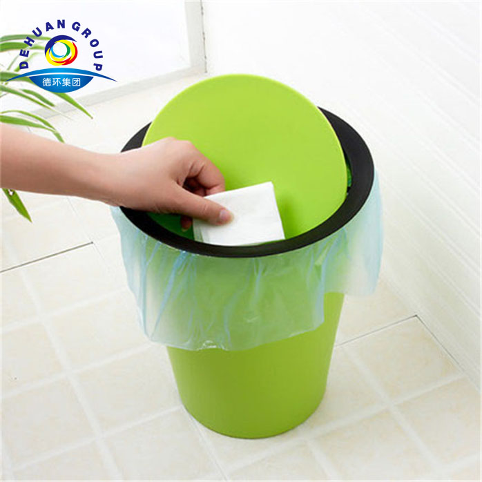 Fantastic Color Coded Garbage Plastic Car Dustbin Multiple Purpose