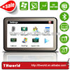 Factory sale 5 inch HD touch screen handheld auto navigator model no. K9 with fast 800MHz CPU