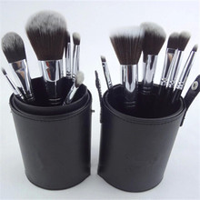 New Branded 12 pcs makeup brush set professional makeup brushes 12pcs