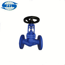pn16 pressure seal steam gs-c25 globe valve