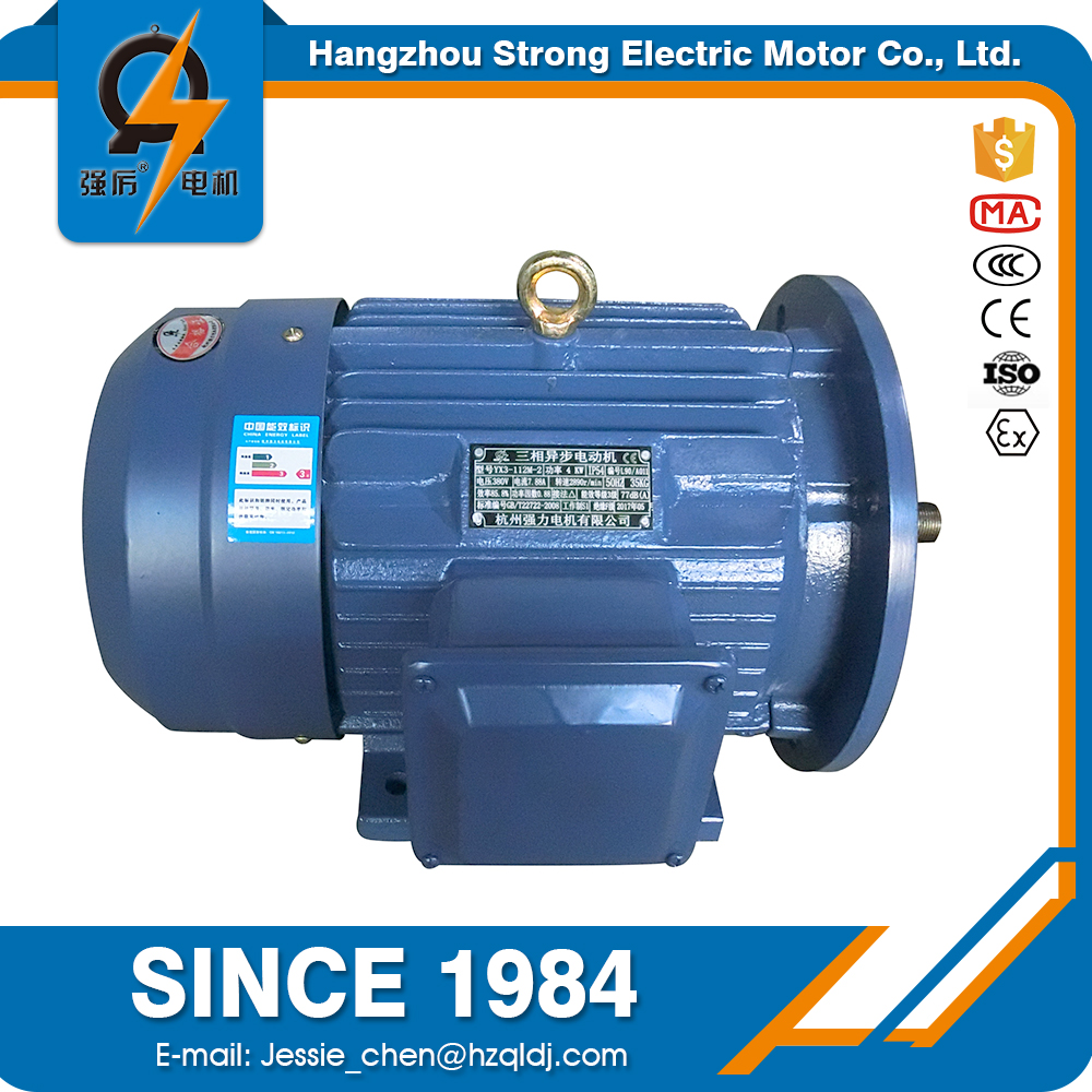 High quality supply sport rim motor huge three phase fan motor