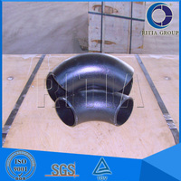 seamless carbon steel long sweep elbow