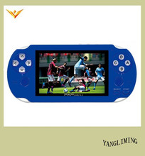 4.1inch 64bit cheap video game consoles of PAP-GAMETAII