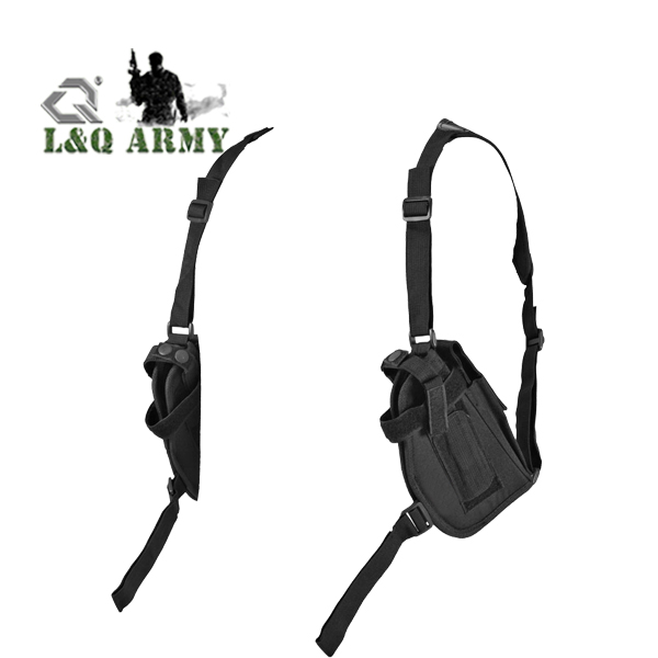 Universal Double Draw Shoulder Holsters