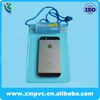 pvc waterproof pouch for Mobile phone D-W012