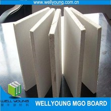 fire resistant MgO Board For Steel Structure partion wall