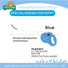 Widely Use Low Price Wholesale Gold Auto Dog Leash Rope