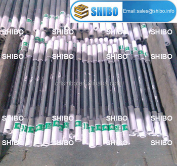 Thick thin type SiC heating elements