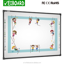 96'' interactive device 2 4 6 10 touch portable smart board for Classroom