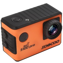 New SOOCOO S100 Pro Wifi HD Touch Screen Action Camera Gyro EIS Waterproof Outdoor 4K Mini Sport DV Camcorder Camera with Remote