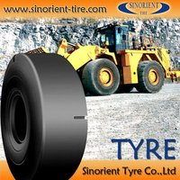Bias Off the Road Tyres 23.5-25 23.5X25 Bias OTR tire L5S Smooth