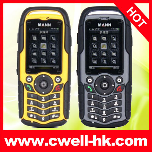 cheap rugged phone with CE certificate MANN ZUG 1 Anti-shock Dual SIM Card Standby IP67 Waterproof Rugged Phone