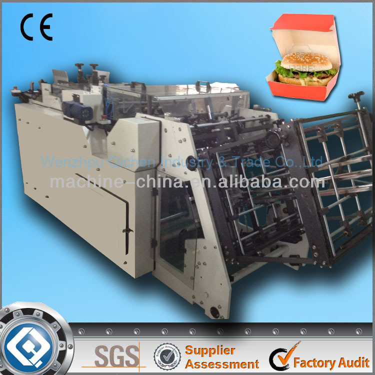 High Quality High Technology Carton Box Converting Machine