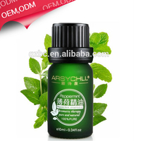 Pure And Nature Peppermint Essential Oil & Mint Essential Oil