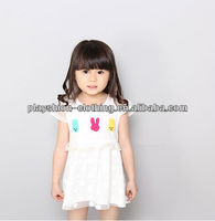 fancy dresses for baby girl korean cute cartoon dress wholesale export kids dress