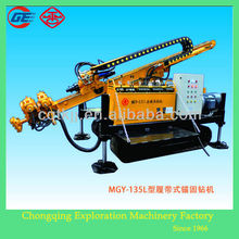 2014 Main product ! Portable crawler mounted hydraulic small water well drilling rigs for sale