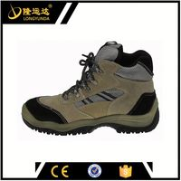 worker safety shoes and hiking boots with steel toe