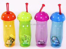 new drinking bottles with mushroom cover