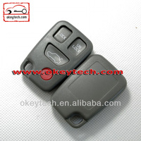 Best price car key Volvo 3+1 button remote key shell volvo key shell volvo truck key volvo key case
