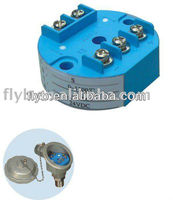 China shanghai rtd temperature transmitter