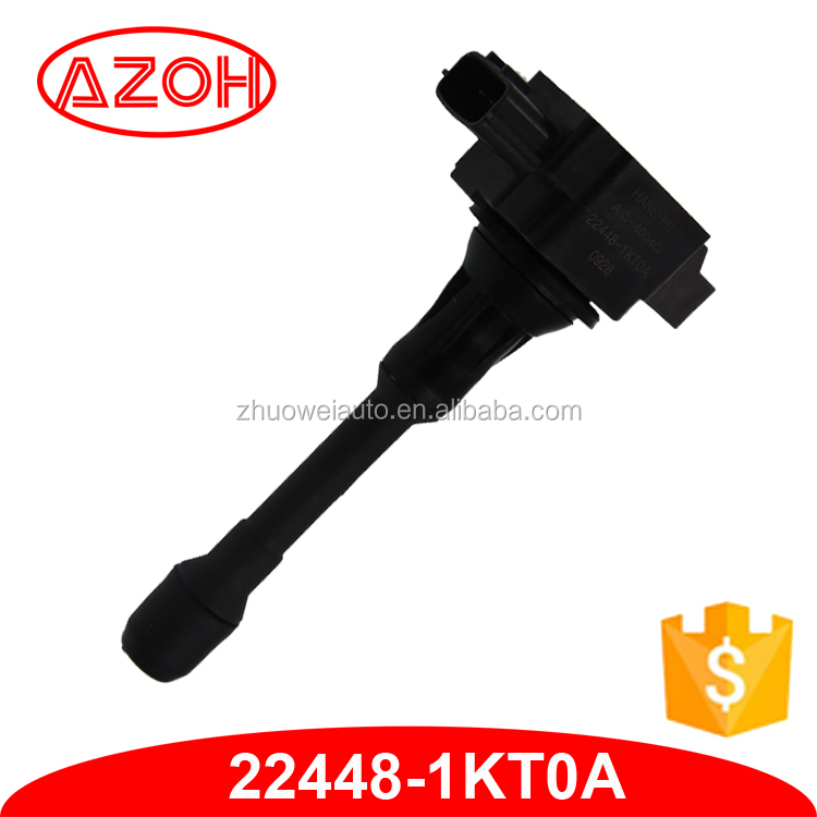 Good Quality Hanshin Ignition Coil for Ni-ssan 22448-1KT0A