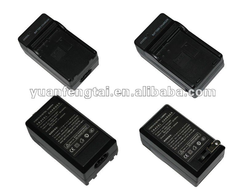 universal digital camera li-ion battery charger For SONY FV70
