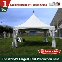 Luxury White10x10 gazebo tent Outdoor Pinnacle Canopy tent