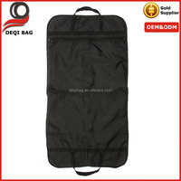 Folding Travel Garment Bag Lightweight and Easy to Carry with Handles Includes Shoe Pocket