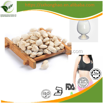 Free sample 4:1 10:1 20:1 white kidney bean protein extract powder for weight loss