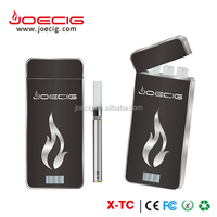 New coming, 2015 joecig PCC case, x-tc charging case mini e cig full smart kit