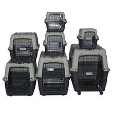 Amercan market airline dog carrier airline approved dog crate pet airline carrier