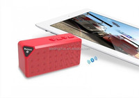 Hot-selling Portable Brick Bluetooth Speaker for iPhone iPad iPod