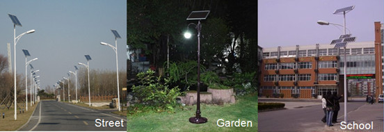 High lumen 100-130lm/w 12w integrated solar led street light solar panel 18w and 8m steel pole with lithium battery