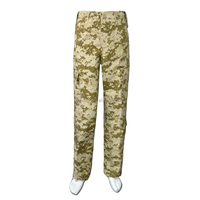 mens military camo cargo pants with side many pockets