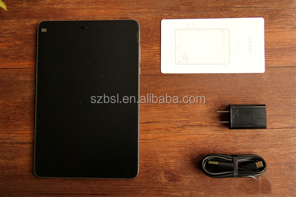 "In Stock Xiaomi Mipad 2 MI Pad 2 Intel Atom X5 Metal Body Tablet PC 7.9"" Retina Screen 2G RAM 8.0MP 6190mAh Quick Charger"