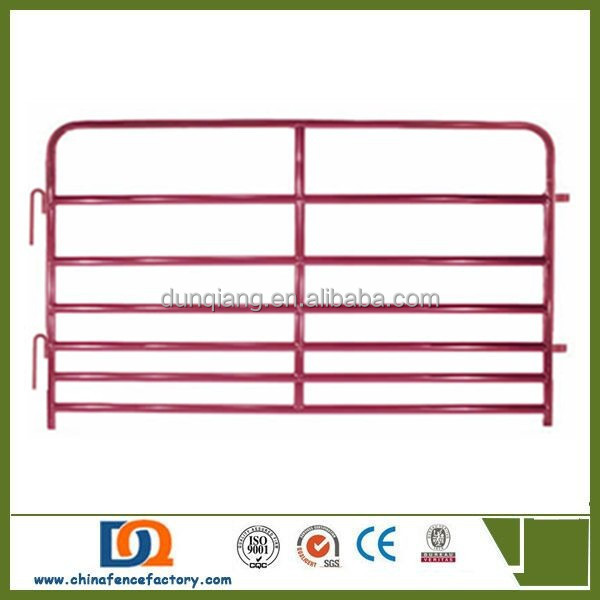 galvanised steel gates and doors