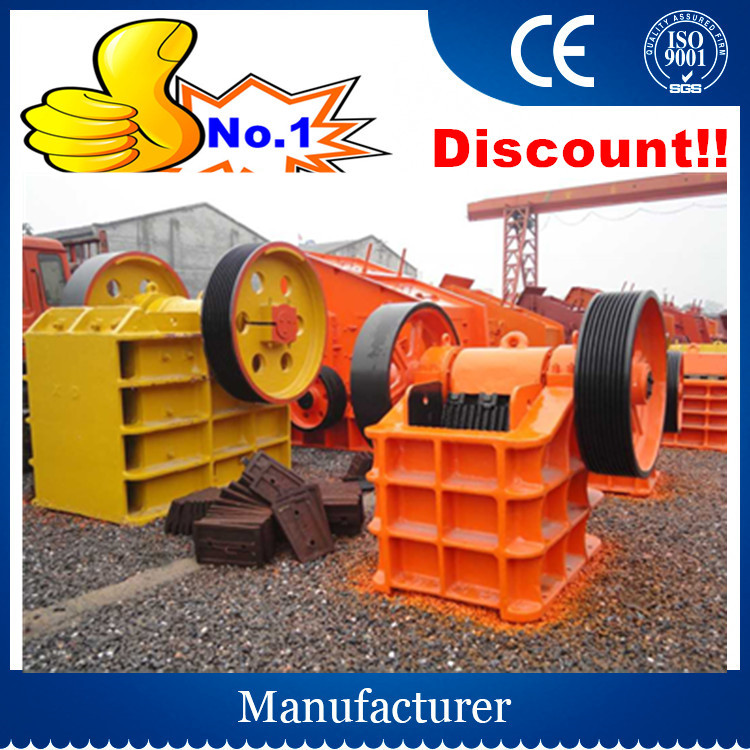 2THD small ore processing machinery portable lab jaw crusher for gold mining