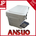70L PU insulation plastic outdoors fish cooler box