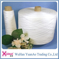 Alibaba China 100% Spun Polyester Yarn For Thailand Clothing Manufacturers