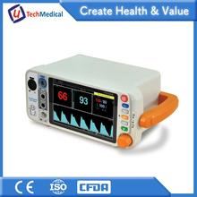 Safe NIBP+ECG Animal Monitor UTECH VS2000V Veterinary Portable Vital Signs Monitor