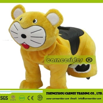 multi style ant vibrating plush toy with low price