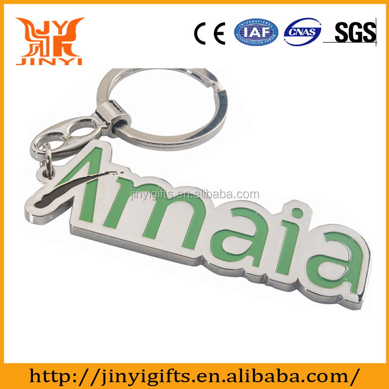 San Francisco souvenir key chain with custom design