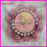 2012 most fashion magnetic brooch